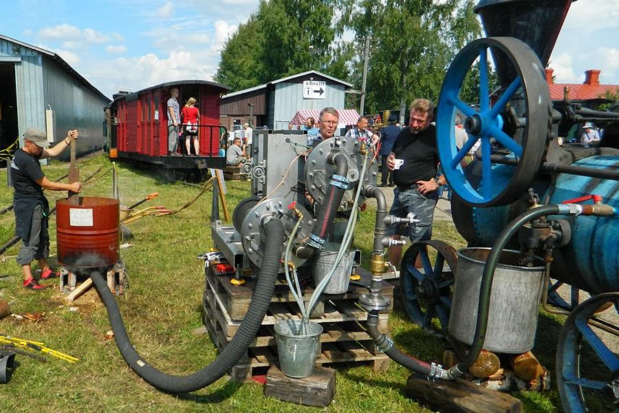 steammotor