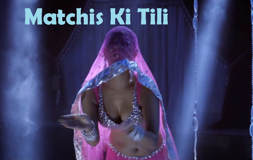 Machis Ki Tilli - Gang Of Ghosts (2014) - Hot Video (Mahie Gill Meera Rimco) 1080p Web DL