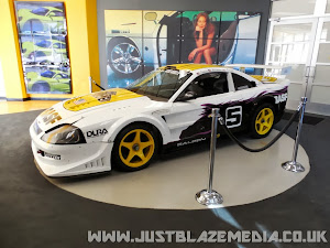 FEATURE: Just Blaze Media visit Saleen Automotive HQ in Corona.