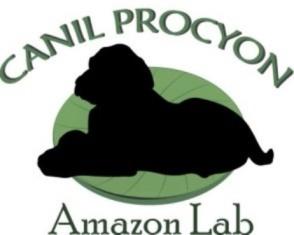 Canil Procyon Amazon Lab
