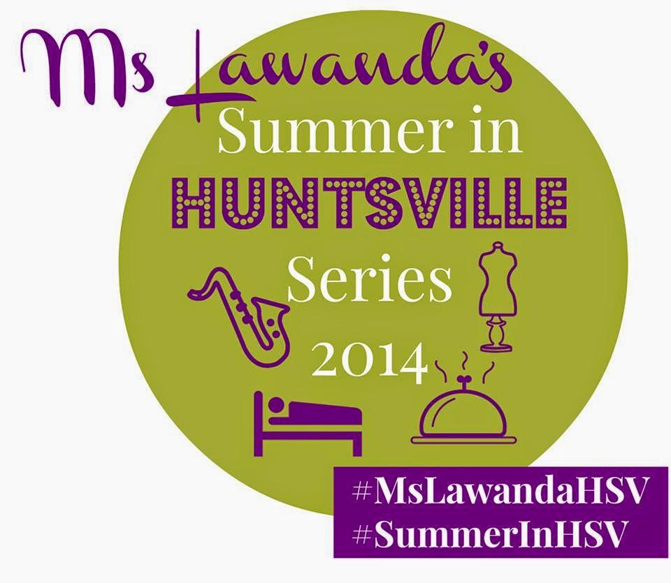 Summer in Huntsville 2014