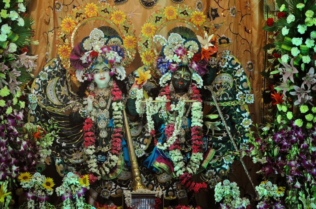 ISKCON Temple Jaipur (Rajasthan), India
