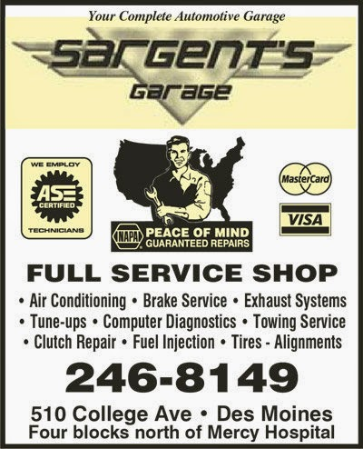 Sargent's Garage