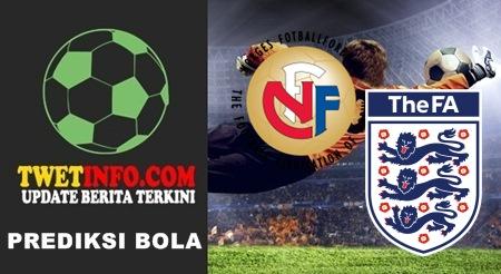 Prediksi Score Norway U21 vs Inggris U21 07-09-2015