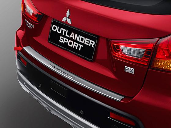 Mitsubishi Outlander Sport Accessories