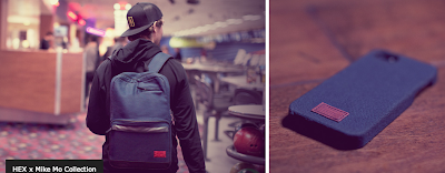HEX mike mo, hex mochilas,