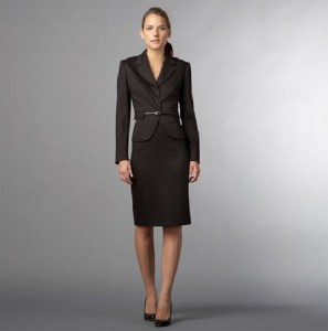 Latest fashion trends for men and women january 2013 for Formal attire template