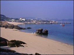 Playa de Las Pipas / As Pipas, O Grove, Pontevedra, Galicia