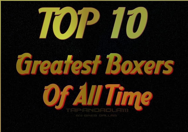 Benny Leonard, Boxing, Celebrities, Henry Armstrong, Jack Dempsey, Jack Johnson, Joe Louis, Legends, Muhammad Ali, Roberto Duran, Sam Langford, Sugar Ray Robinson, Top 10, Willie Pep,