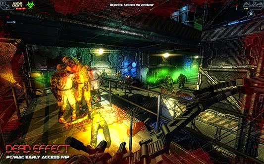 Game Gratis Dead Effect