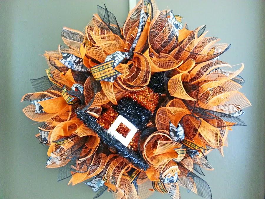 New Orleans Crafts By Design Halloween Black And Orange