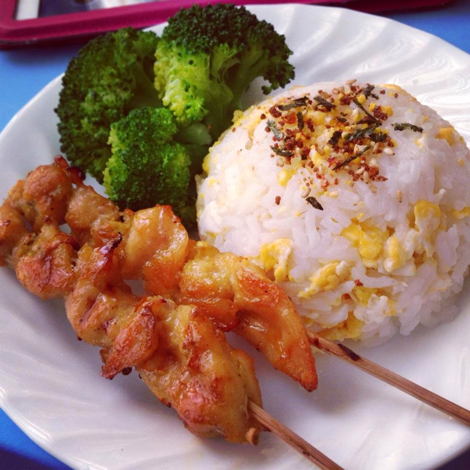 Lemongrass Chicken Satay Recipe (Lemongrass Chicken Skewer Cooked with ...