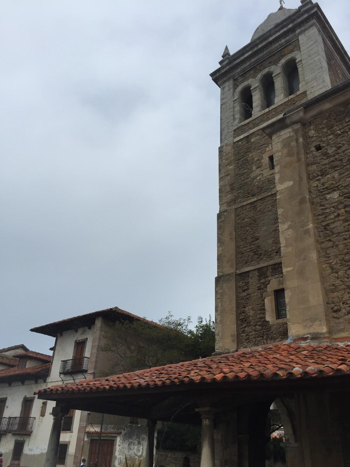 Patrimonio arquitect nico de asturias iglesia de santa - Arquitectos asturias ...