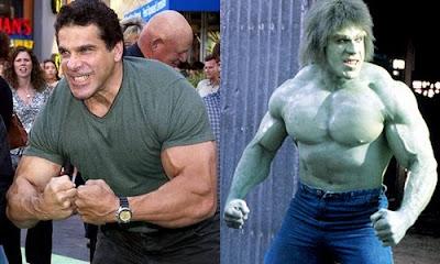 Lou Ferrigno - Hulk