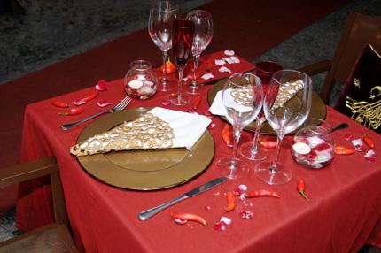 mesa namorado1 Noite dos namorados
