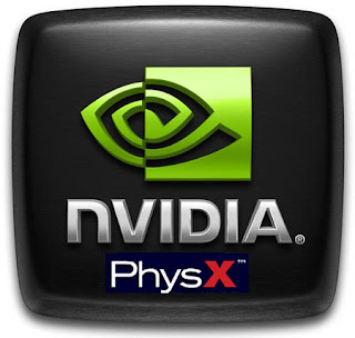 تحميل برنامج نيفادا Nvidia Physics لتشغيل وتسريع الالعاب