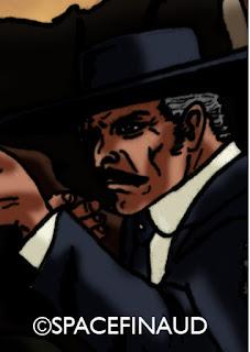 """Lee Van Cleef, a quand même la chance. Il aurait jouer dans deux rôles marquants et différents. D'un côté, le méchant Sentenza, du film """"LE BON, LA BRUTE ET LE TRUAND"""". De l'autre, le colonel Mortimer de """"ET POUR QUELQUES DOLLARS DE PLUS"""". Il avait aussi interprété le célèbre SABATA. habillé comme le colonel, mais ce dernier, ressemblant plus à un James West, à cause de ses gadgets. Une sorte de james Bond de l'Ouest."""