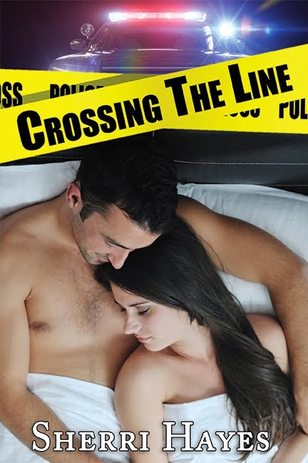 Crossing the Line Blog Tour