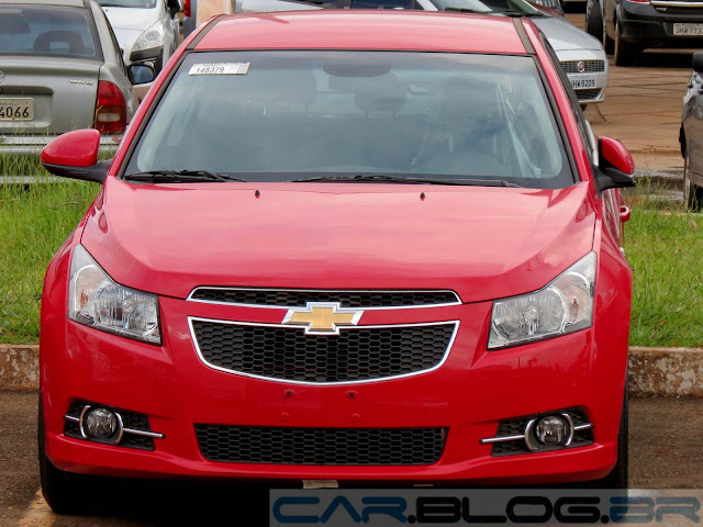 Chevrolet Cruze Sport6 Hatch 2014
