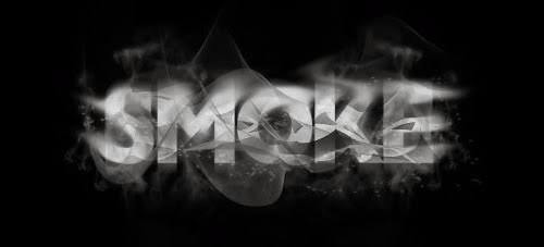 Smokey Typography