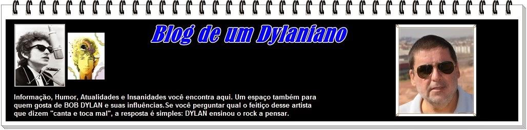 Blog de um Dylaniano
