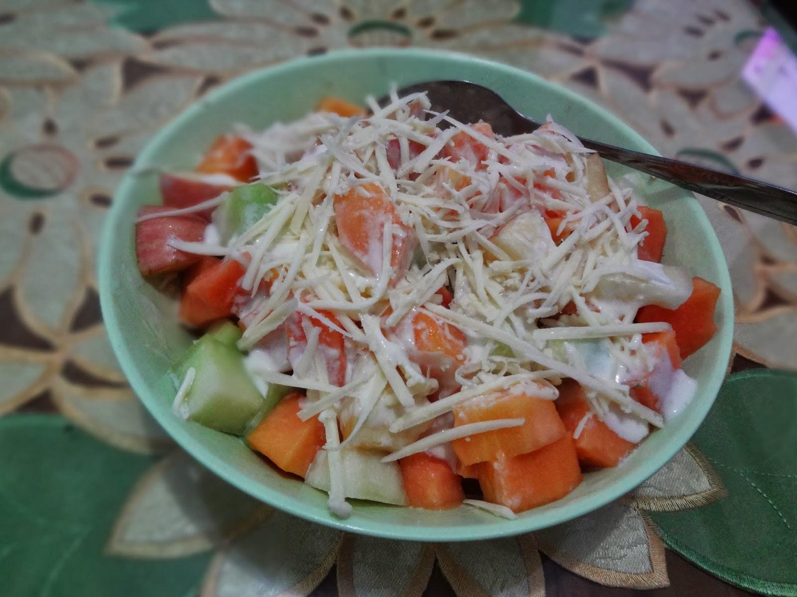 'Fruta Food' Salad Buah, Bisnis Rumahan yang Menjanjikan