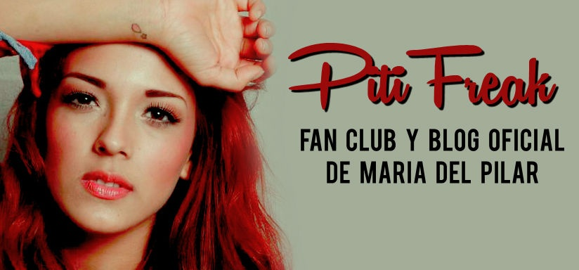 Fan Club & Blog Oficial de Maria Del Pilar