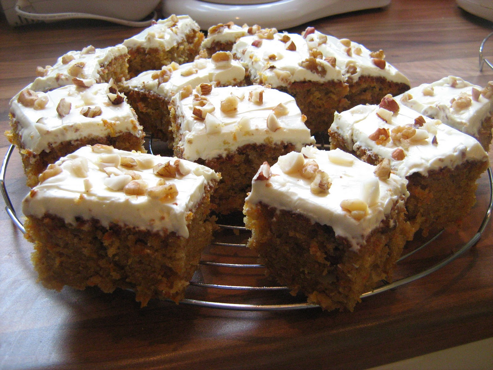 Mary Berry Carrot Cake Muffin Recipe