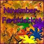 Novemberfarbklekse 2014