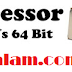 What is 64 Bit Processor?