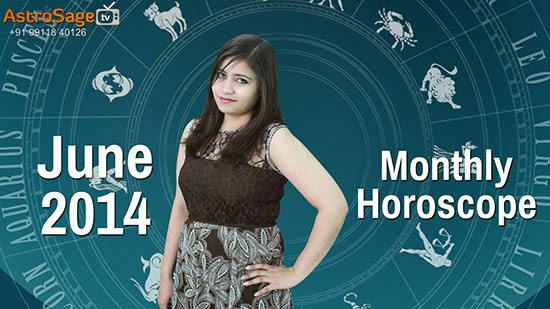 June 2014 Horoscope