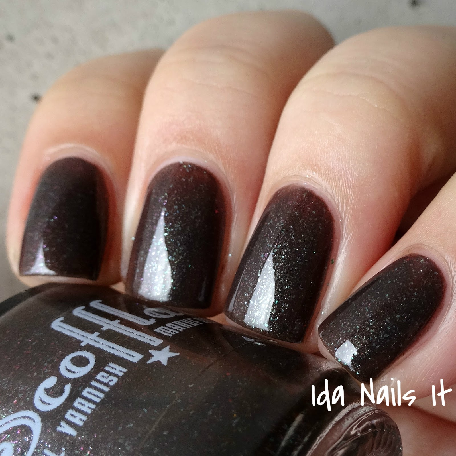 Ida Nails It: Scofflaw Nail Varnish Winter 2016 Collection: Swatches ...