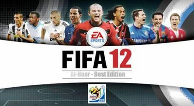 Fifa 2012 game