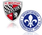 FC Ingolstadt - SV Darmstadt