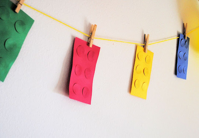 Lego decoration ideas