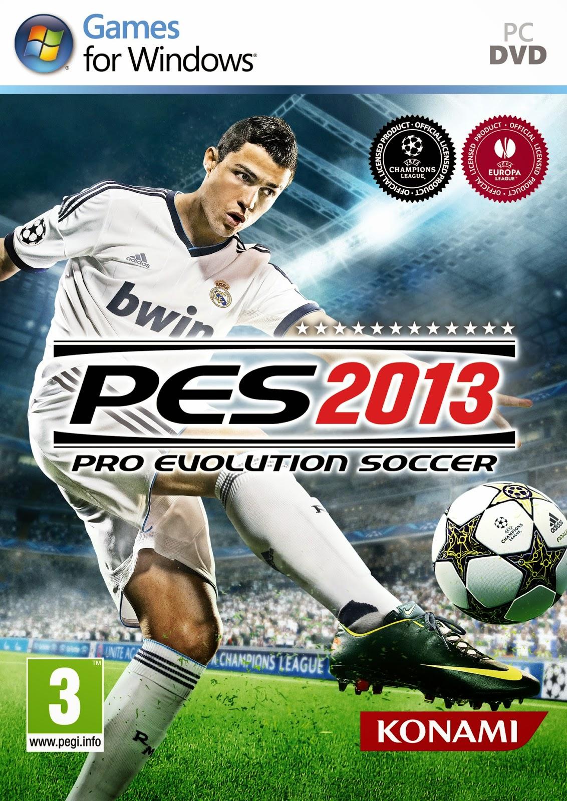 Download PES 2013 Full Version