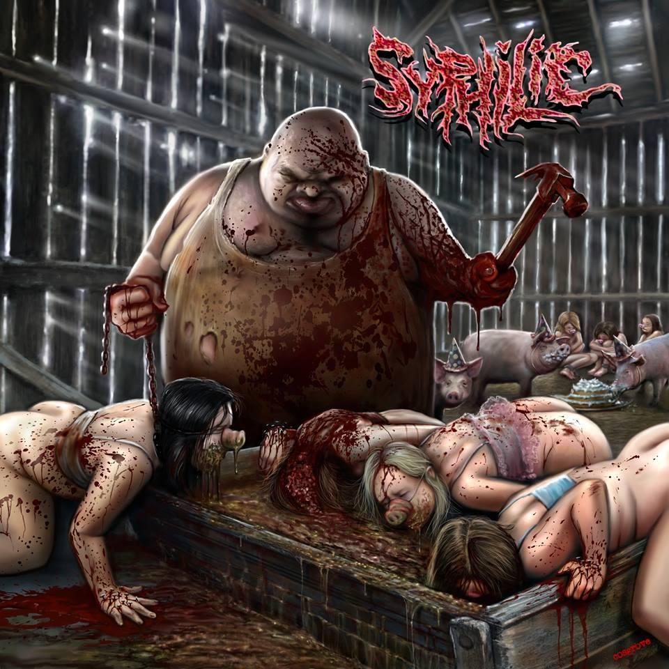 Syphilic - Hereatt Heen Trance (2015)