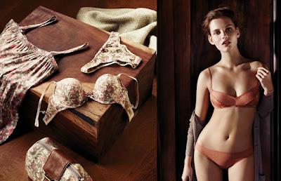 Campaña Women's Secret otoño - invierno 2012/2013