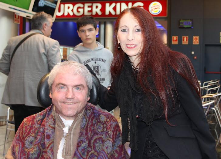Sylvie Vaché Guy y Paco