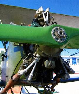 Двигатель М 11 Ф У-2 (По-2)