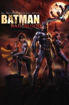 Batman Mala Sangre en Español Latino