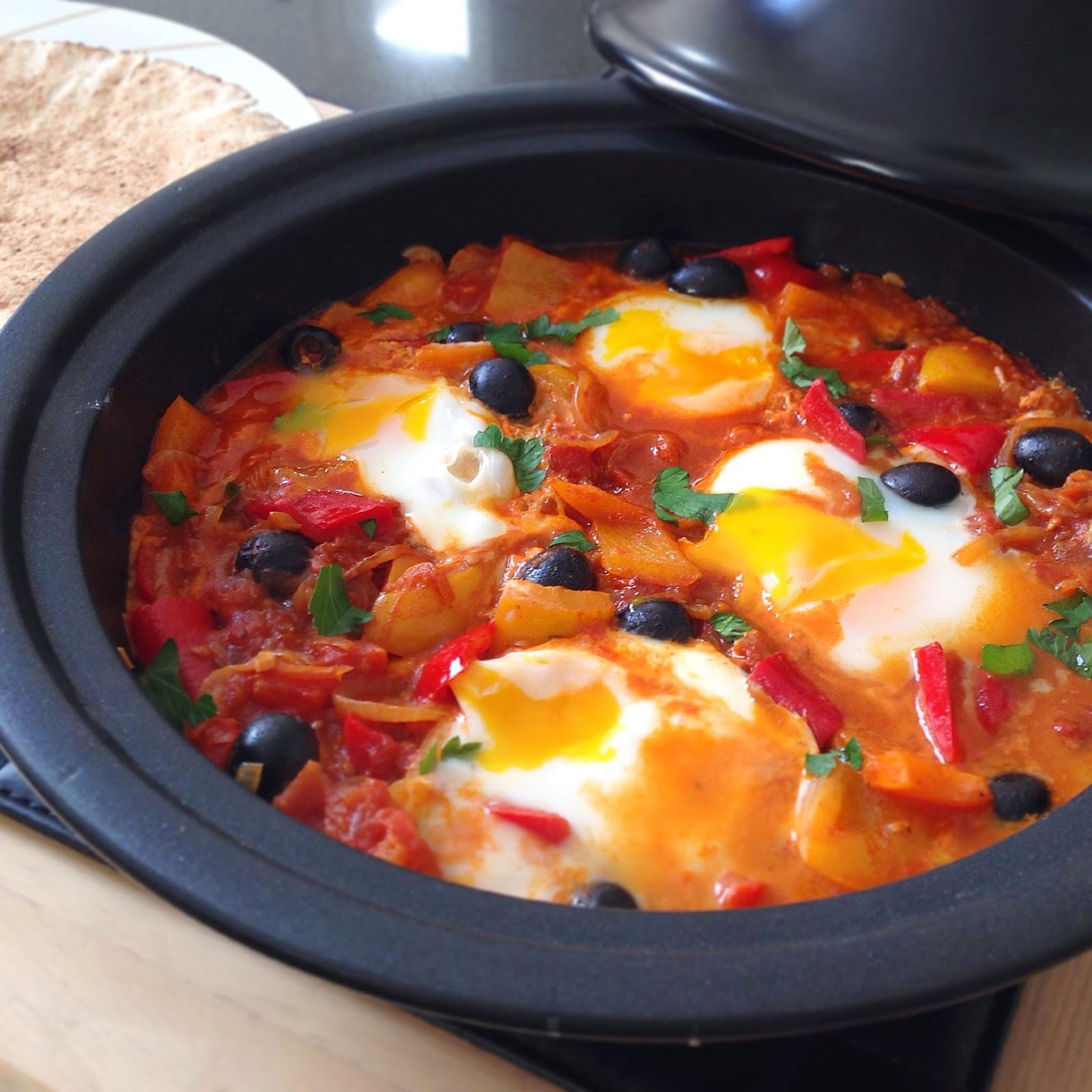 Foodandfrets chakchouka world cup food challenge 2014 for Algerien cuisine