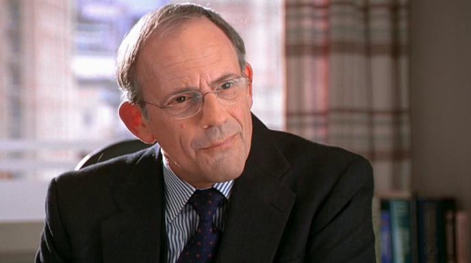 Wit film 2001 Dr Kelekian Christopher Lloyd