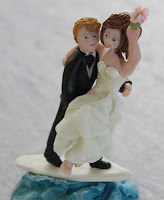 Custom made Brides and Grooms for Wedding Cakes