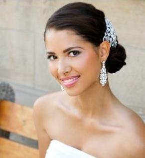 Simple Diy Wedding Makeup : ... Steps for Simple Do It Yourself Bridal Makeup - Makeup And Beauty Home