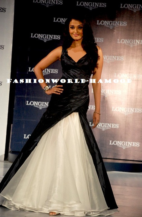 Aishwarya Rai In Designer Gown Vega Fashion Mom