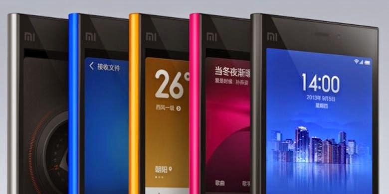 Berapa Harga Xiaomi Mi-3 Terbaru