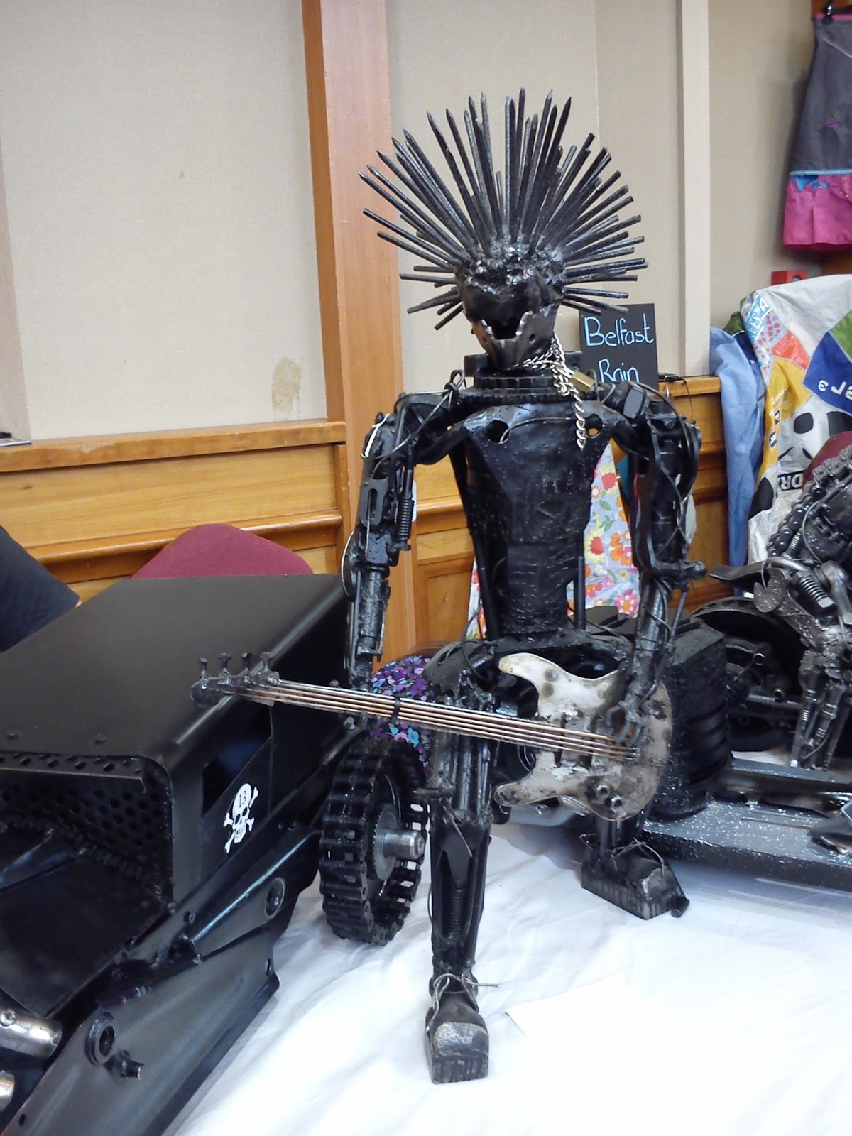 The Art Of Up Cycling Welding Art Metal Art Sculpture