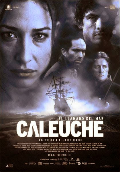 Filme Caleuche O Chamado Do Mar Dublado AVI HDRip