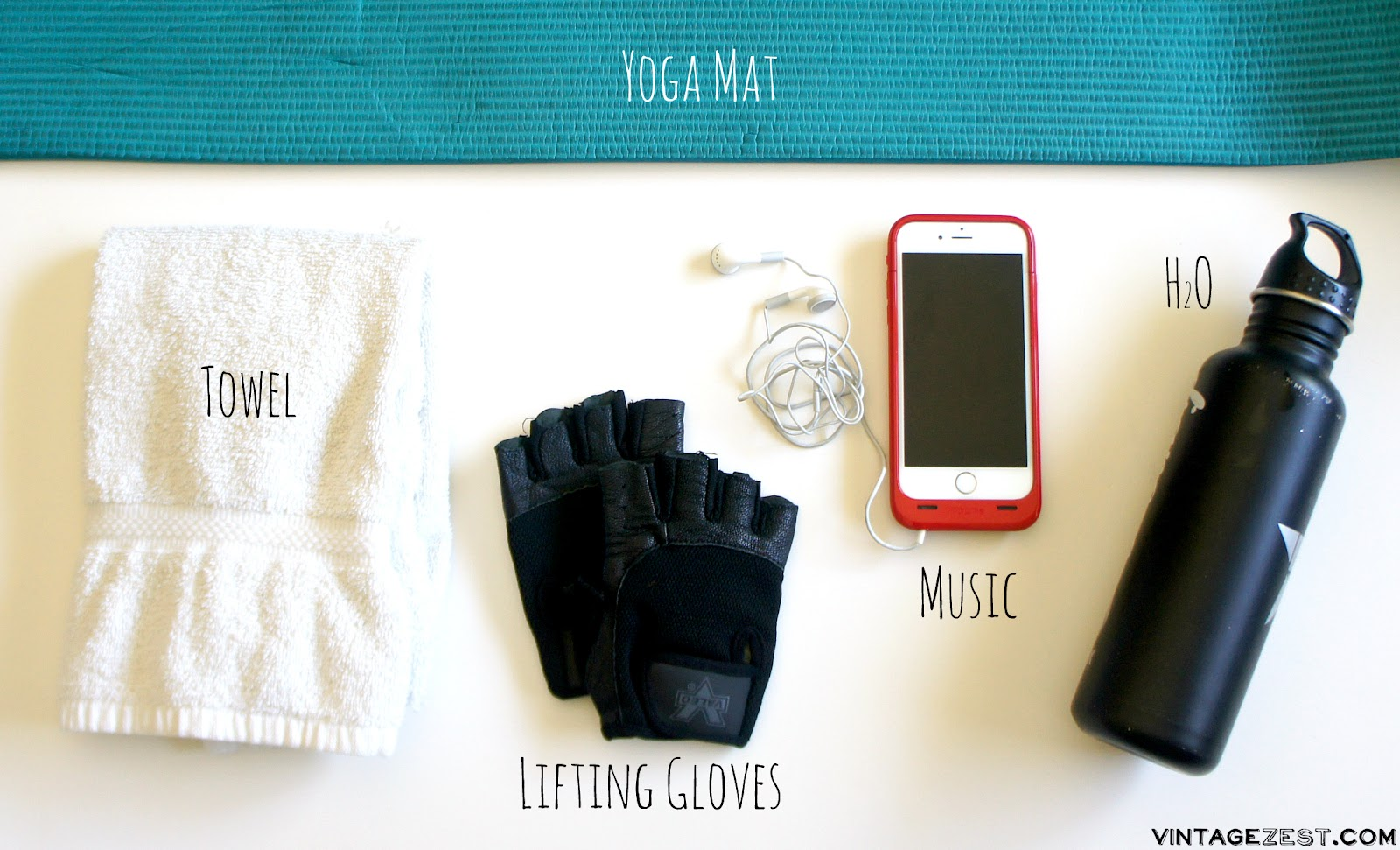 How to Simplify Your Pre-Morning Workout Routine on Diane's Vintage Zest! #ad #DailyRepairDifference